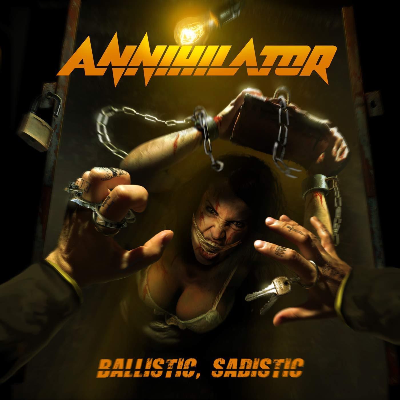 Annihilator - Sadistic Ballistic