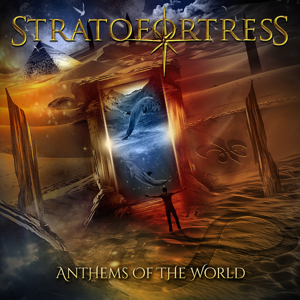 "StratofortresS ""Anthems of the world"" THE OFFICIAL TRIBUTE ALBUM TO STRATOVARIUS"