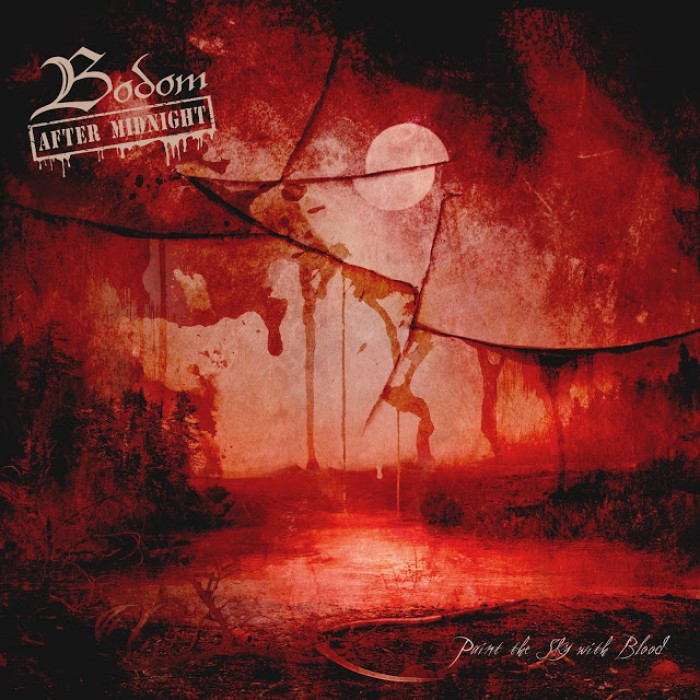 Bodom After Midnight: paint the sky with blood