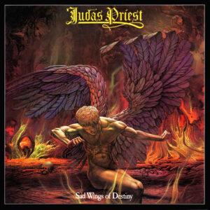 Judas Priest - Sad Wings of Destiny