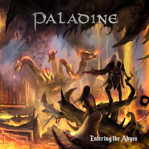 Paladine - Entering the Abyss Promo 2021