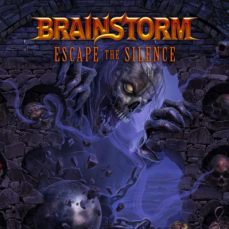 BRAINSTORM Escape The Silence