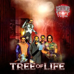 ground-force tree of life