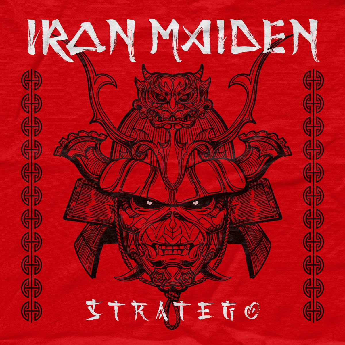 Iron Maiden release brand new single 'Stratego'