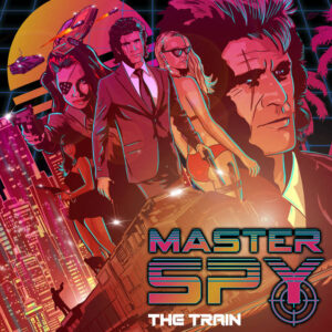 Master Spy - The Train