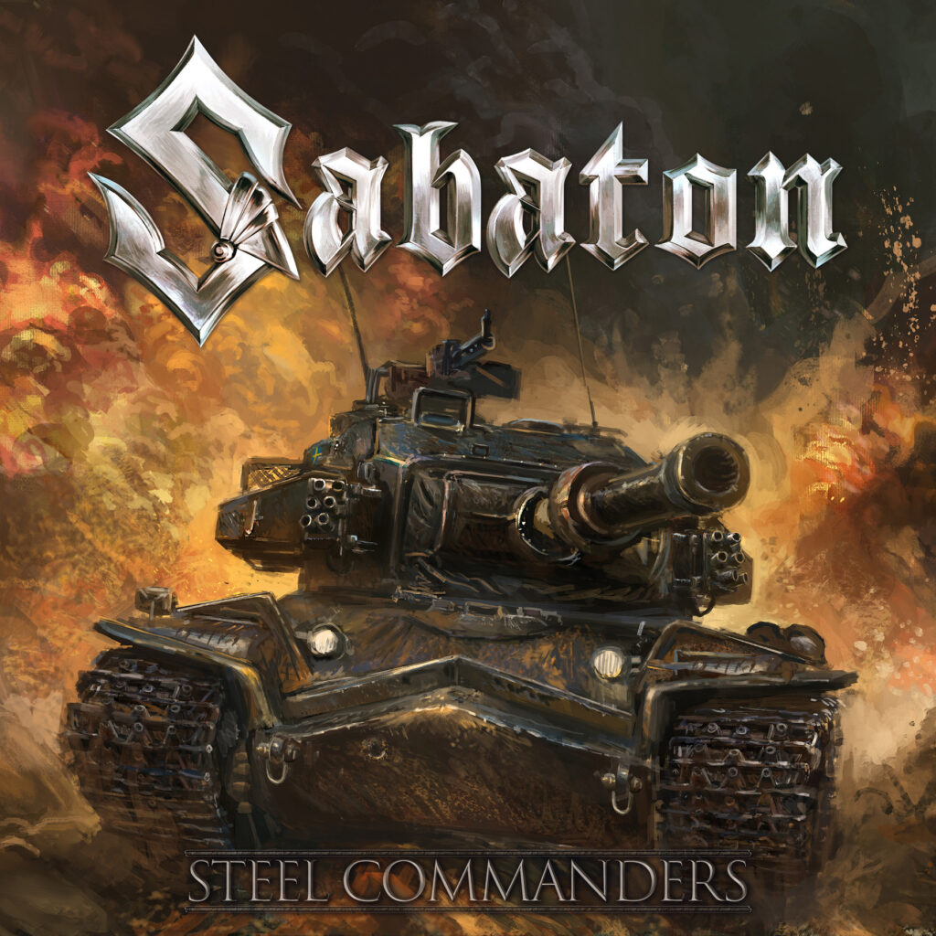 Sabaton - Steel Commanders