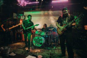 Electric Mud band