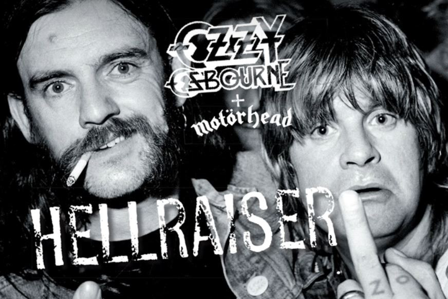 Ozzy and Lemmy Hellraiser (30th Anniversary Edition)