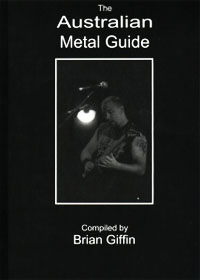 The first edition of the Australian Metal Guide